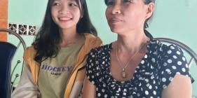 Nữ sinh đạt điểm 10 môn sử ở Quảng Nam làm bài trong 20 phút