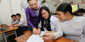 Cẩn trọng khi đăng ký dự thi để tránh rớt oan chế độ ưu tiên
