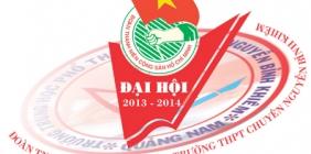 Đại hội đại biểu Đoàn TNCS Hồ Chí Minh trường THPT chuyên Nguyễn Bỉnh Khiêm