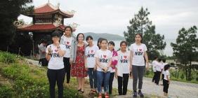 Ninh Bình 2017 - Hành trình chinh phục những đỉnh cao