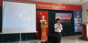 Kết quả chung kết hùng biện Tiếng Anh tại trường THPT chuyên Nguyễn Bỉnh Khiêm