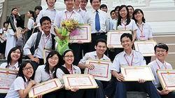 Kết quả xếp giải thi HSG lớp 12