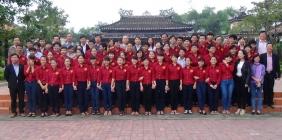 Kết quả kỳ thi chọn học sinh giỏi quốc gia lớp 12 THPT năm 2015