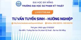 Tư vấn tuyển sinh trực tuyến của trường Đại học SPKT - Đại học Đà Nẵng