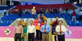 Hội khỏe Phù Đổng tỉnh Quảng Nam lần thứ IX, Sức trẻ - Bản lĩnh - Tài năng THPT chuyên Nguyễn Bỉnh Khiêm