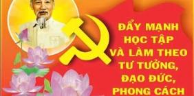 Tài liệu chuyên đề học tập tư tưởng, đạo đức, phong cách Hồ Chí Minh trong cán bộ Đoàn và đoàn viên, thanh niên năm 2017