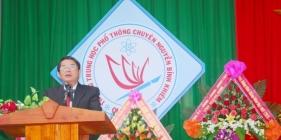 Ngành Giáo dục Quảng Nam tưng bừng khai giảng năm học mới