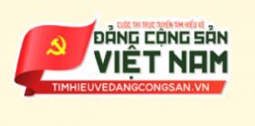 Cuộc thi trực tuyến tìm hiểu về Đảng Cộng sản Việt Nam