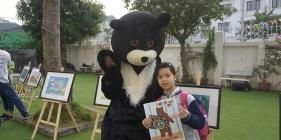 Cuộc thi viết thư cho chủ gấu