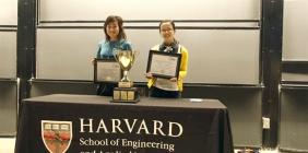 Nữ sinh xứ Quảng vinh danh tại ĐH Harvard