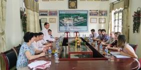 Kết quả vượt mong đợi trong Cuộc thi Olympic du học Nga năm 2020 của học sinh Trường THPT chuyên Nguyễn Bỉnh Khiêm