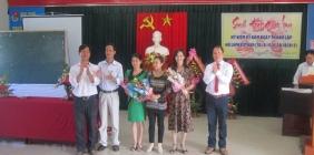 Công đoàn trường tổ chức sinh hoạt giao lưu kỉ niệm 82 năm ngày thành lập Hội LHPN Việt Nam 20/10/1930 – 20/10/2012