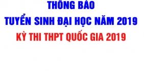 Thông báo xét tuyển đại học vào trường ĐH SP Kỹ thuật TP. Hồ Chí Minh