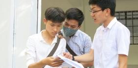 Bộ GD&ĐT giải đáp nóng về đăng ký dự thi THPT quốc gia 2017